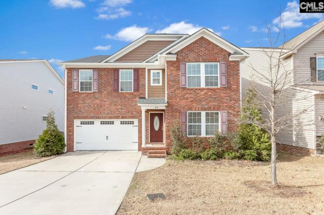 614 Stonebury Circle, Blythewood, SC 29016 (MLS #464219) :: EXIT Real Estate Consultants