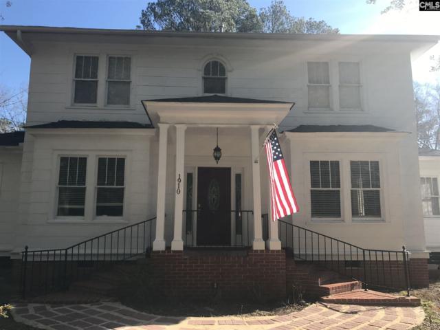 1910 Broad Street, Camden, SC 29020 (MLS #464904) :: EXIT Real Estate Consultants