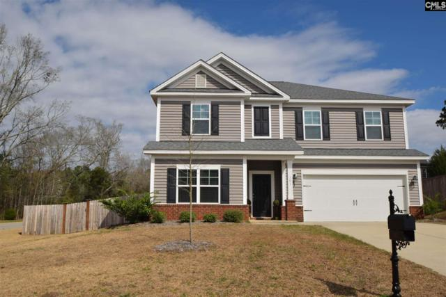 101 Ridge Top Road, Lexington, SC 29072 (MLS #465678) :: EXIT Real Estate Consultants