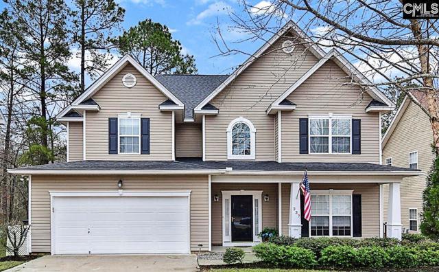 237 Berkeley Ridge Drive, Columbia, SC 29229 (MLS #466068) :: EXIT Real Estate Consultants