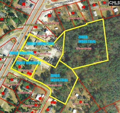 1924 Jefferson Davis Highway, Camden, SC 29020 (MLS #466568) :: The Meade Team