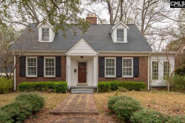 2805 Webster Street, Columbia, SC 29205 (MLS #466840) :: EXIT Real Estate Consultants