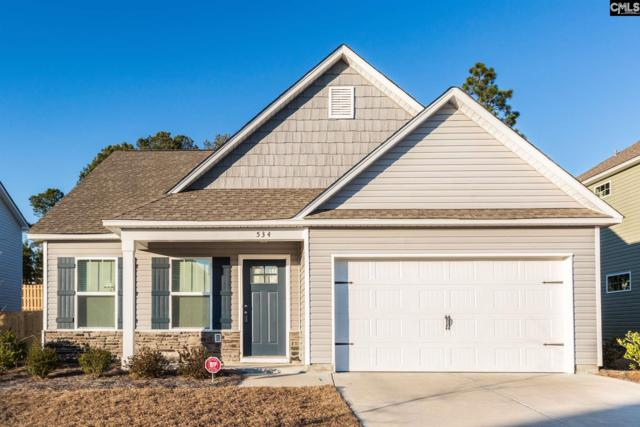 534 Walking Lane, Lexington, SC 29073 (MLS #466930) :: EXIT Real Estate Consultants