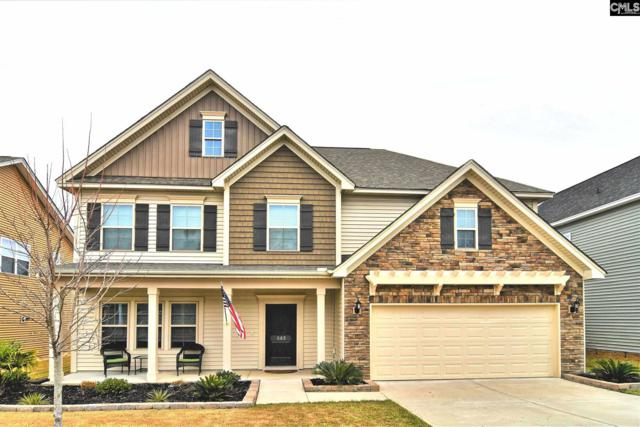 583 Blue Ledge Circle, Lexington, SC 29072 (MLS #467055) :: Home Advantage Realty, LLC