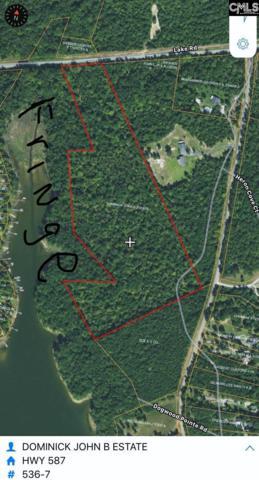 Hwy 587  0 Lake Road Road 24.55 Acre, Prosperity, SC 29127 (MLS #467544) :: Resource Realty Group