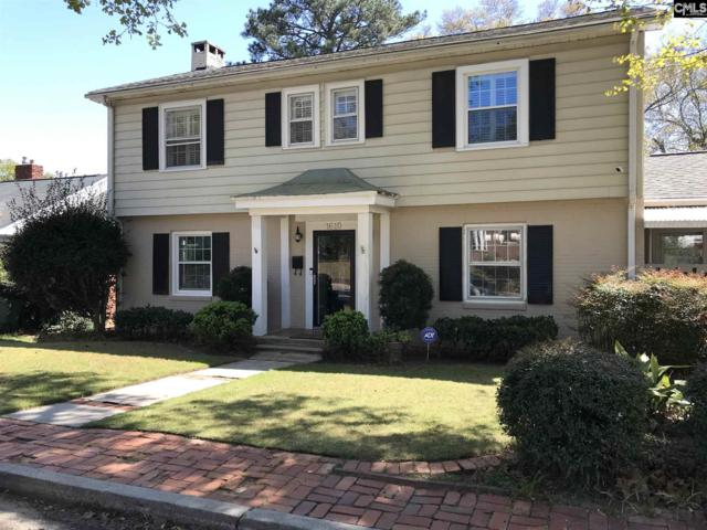 1610 Heyward Street, Columbia, SC 29205 (MLS #467573) :: The Olivia Cooley Group at Keller Williams Realty