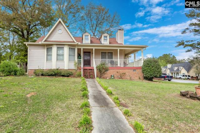 100 Pear Tree Circle, Hopkins, SC 29061 (MLS #468480) :: The Olivia Cooley Group at Keller Williams Realty