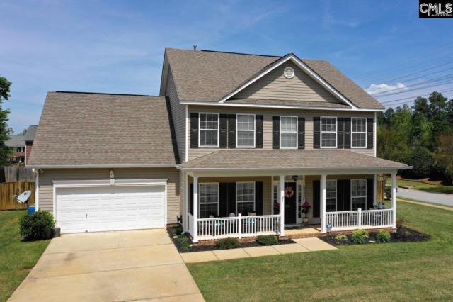 200 Cabin Drive, Irmo, SC 29063 (MLS #468930) :: The Olivia Cooley Group at Keller Williams Realty