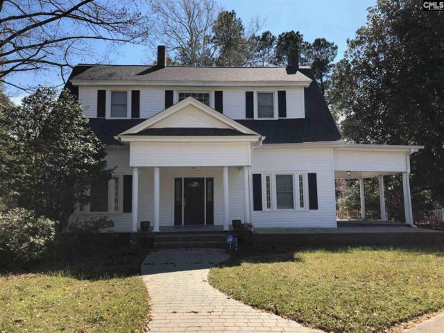 168 Columbia Road, Wagener, SC 29164 (MLS #469733) :: EXIT Real Estate Consultants