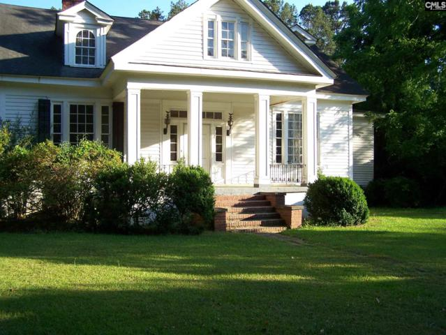 589 Van Exem Road, Ridgeway, SC 29130 (MLS #470281) :: EXIT Real Estate Consultants