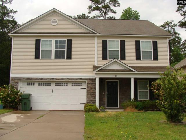564 Silver Spoon Lane, Columbia, SC 29229 (MLS #470488) :: The Olivia Cooley Group at Keller Williams Realty