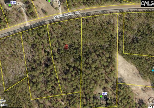 0 Ben Franklin Road Lot 1, Gilbert, SC 29054 (MLS #471007) :: Resource Realty Group