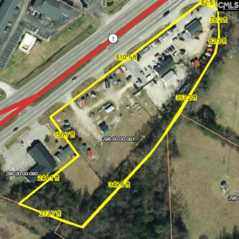 911 Highway 1 South, Lugoff, SC 29045 (MLS #471119) :: EXIT Real Estate Consultants