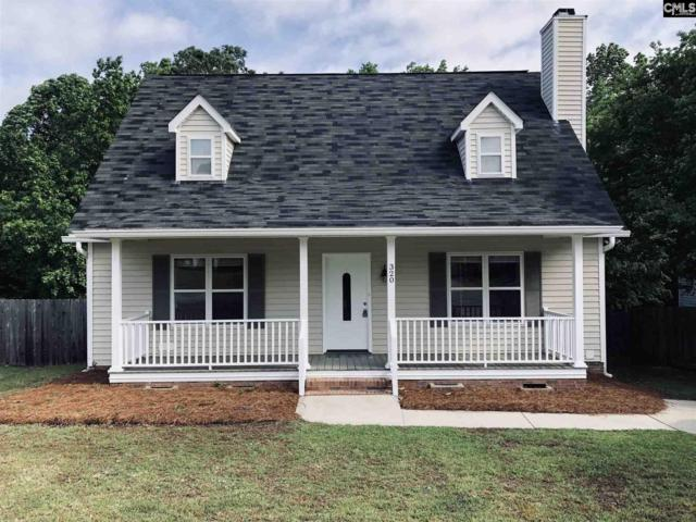 320 Whispering Winds Drive, Lexington, SC 29072 (MLS #471126) :: The Olivia Cooley Group at Keller Williams Realty