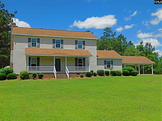 6112 Two Notch Road, Batesburg, SC 29006 (MLS #471298) :: EXIT Real Estate Consultants