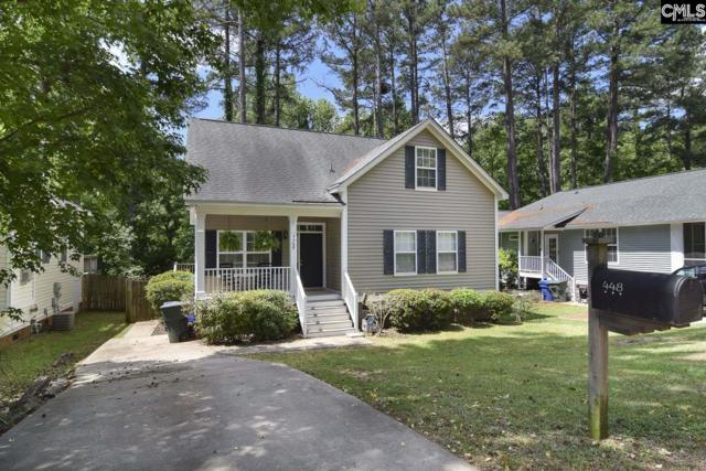 448 Summerlea Drive, Columbia, SC 29203 (MLS #472168) :: The Olivia Cooley Group at Keller Williams Realty