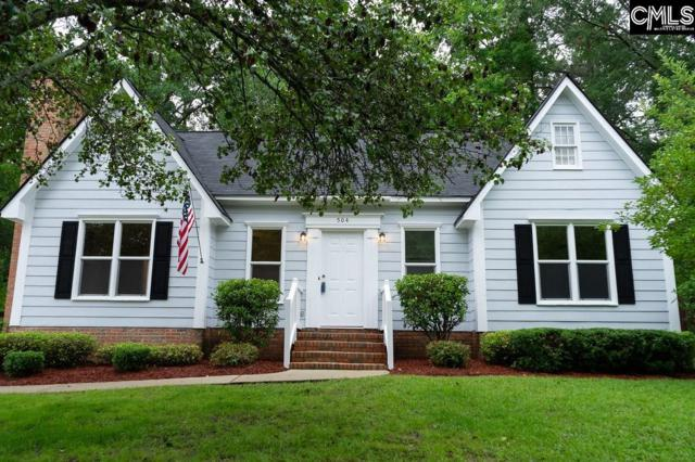 504 Lord Howe, Irmo, SC 29063 (MLS #473190) :: EXIT Real Estate Consultants