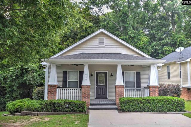 416 Jackson Avenue, Columbia, SC 29203 (MLS #473859) :: EXIT Real Estate Consultants