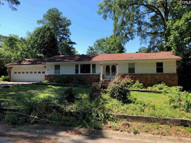 1821 Woodtrail Drive, Columbia, SC 29210 (MLS #474147) :: Home Advantage Realty, LLC