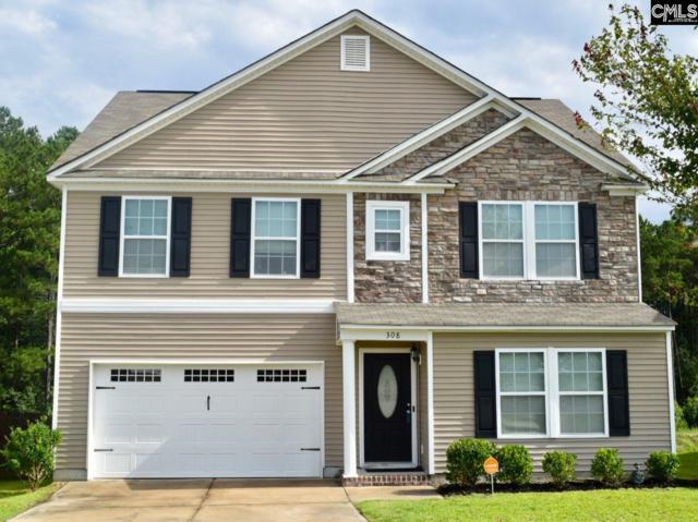 308 Longfellows Lane, Elgin, SC 29045 (MLS #474190) :: The Olivia Cooley Group at Keller Williams Realty