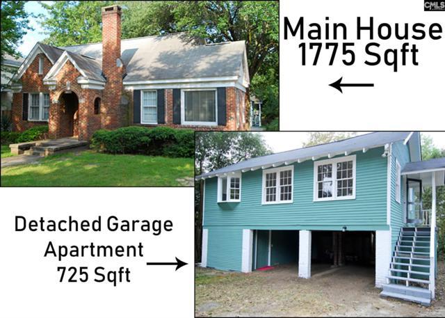 1127 Woodrow Street, Columbia, SC 29205 (MLS #474713) :: The Neighborhood Company at Keller Williams Palmetto