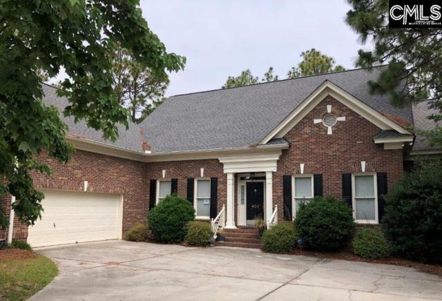 402 Turkey Point Circle, Columbia, SC 29223 (MLS #474715) :: EXIT Real Estate Consultants