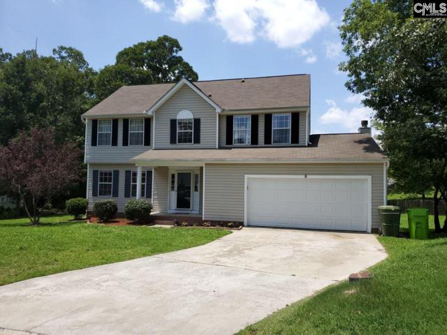6 Glen Rose Court, Irmo, SC 29063 (MLS #474824) :: EXIT Real Estate Consultants