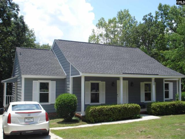 580 Parlock Road, Irmo, SC 29063 (MLS #475225) :: EXIT Real Estate Consultants