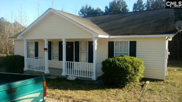 2736 Bellfield Road, Ridgeway, SC 29130 (MLS #475384) :: EXIT Real Estate Consultants