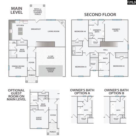 1562 Beasley Creek Drive, Blythewood, SC 29016 (MLS #475755) :: EXIT Real Estate Consultants