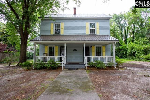 2125 Kendall Street, Camden, SC 29020 (MLS #475942) :: EXIT Real Estate Consultants