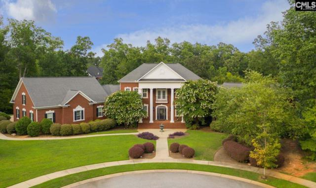 5 Cotting Court, Irmo, SC 29063 (MLS #475988) :: Loveless & Yarborough Real Estate