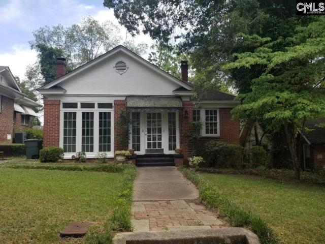 1706 Pinewood Drive, Columbia, SC 29205 (MLS #476036) :: EXIT Real Estate Consultants