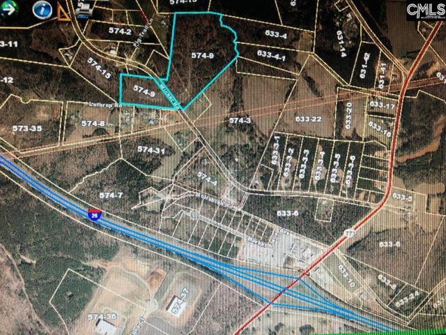 Wicker Road, Pomaria, SC 29126 (MLS #476248) :: EXIT Real Estate Consultants