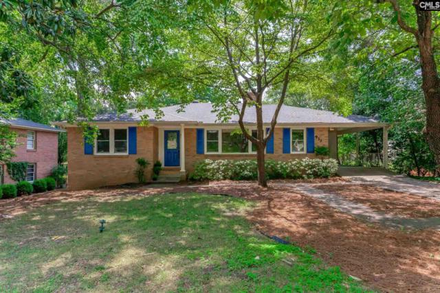 933 Gabriel Road, Cayce, SC 29033 (MLS #476499) :: Loveless & Yarborough Real Estate