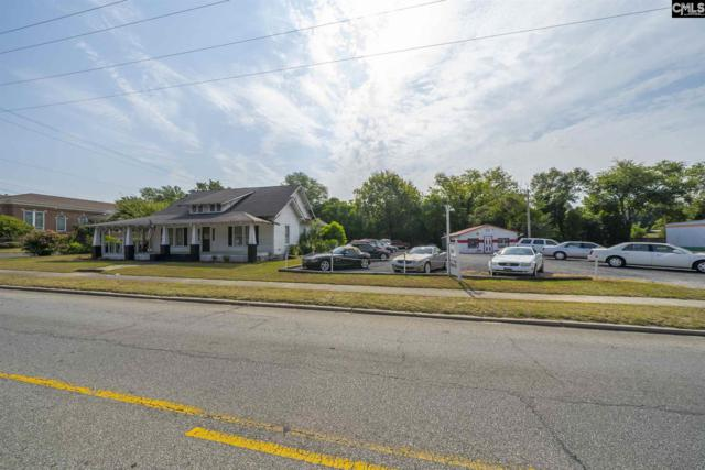 295 N Church Street, Swansea, SC 29160 (MLS #476941) :: Home Advantage Realty, LLC