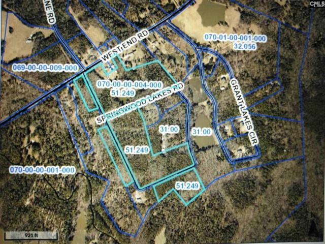 763 Springwood Lakes Road, Chester, SC 29706 (MLS #477787) :: The Meade Team