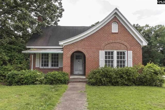 823 Glenn Street, Newberry, SC 29108 (MLS #478690) :: EXIT Real Estate Consultants