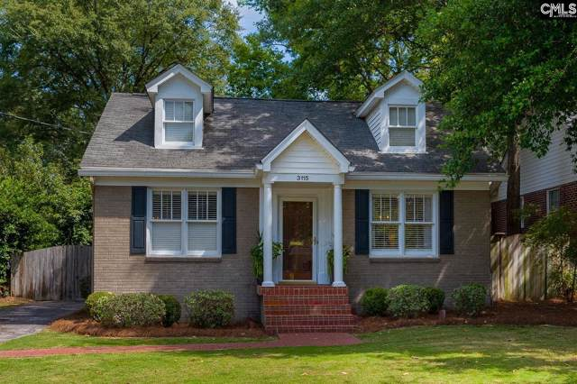 3115 Pickett Street, Columbia, SC 29205 (MLS #478726) :: NextHome Specialists
