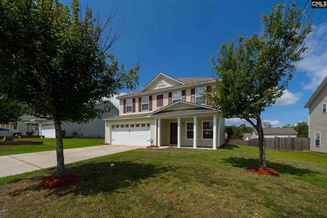 418 Grand National Lane, Elgin, SC 29045 (MLS #478979) :: Loveless & Yarborough Real Estate