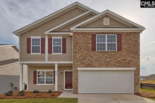 807 Chariot Way, Hopkins, SC 29061 (MLS #479049) :: Fabulous Aiken Homes & Lake Murray Premier Properties