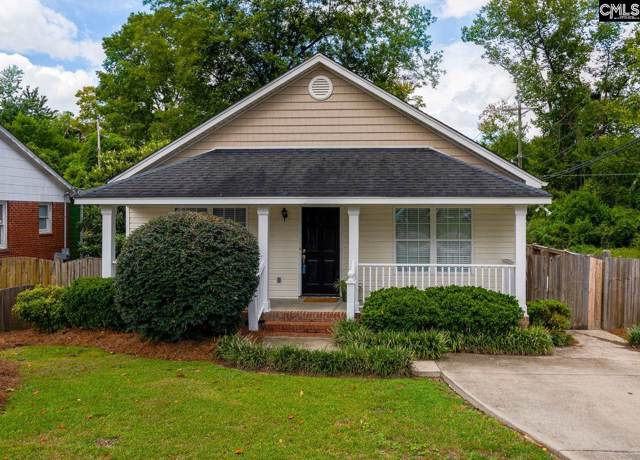 1201 S Kilbourne Road, Columbia, SC 29205 (MLS #479400) :: The Olivia Cooley Group at Keller Williams Realty