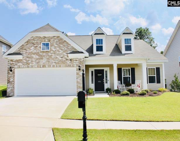 570 Silverbell Court, Lexington, SC 29073 (MLS #479450) :: EXIT Real Estate Consultants