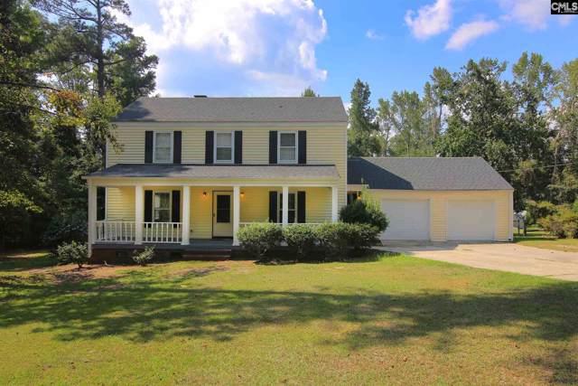 550 Partridge Road, Orangeburg, SC 29118 (MLS #479690) :: EXIT Real Estate Consultants