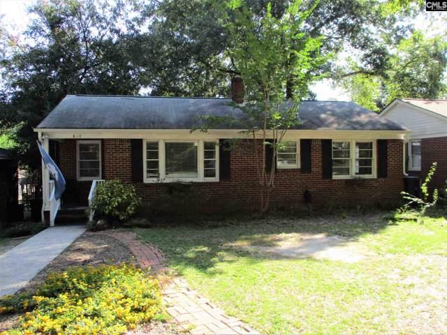 810 Elm Avenue, Columbia, SC 29205 (MLS #479957) :: Fabulous Aiken Homes & Lake Murray Premier Properties