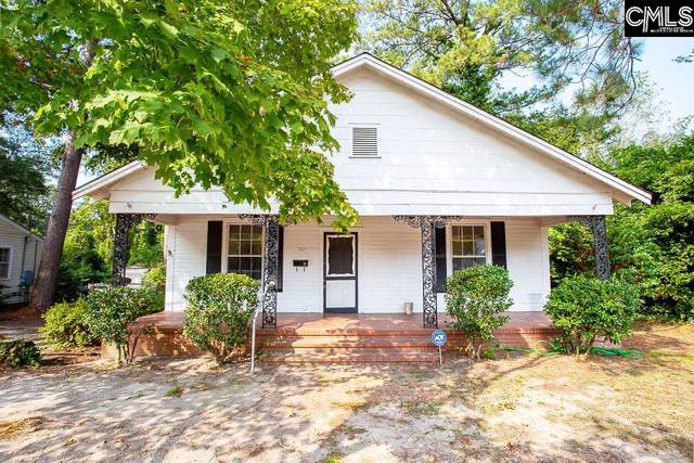 1807 Broad Street, Camden, SC 29020 (MLS #480031) :: EXIT Real Estate Consultants