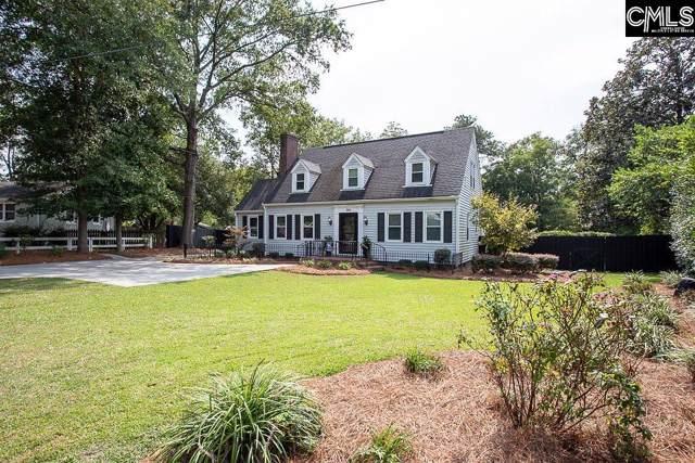 805 Kirkwood Circle, Camden, SC 29020 (MLS #480209) :: EXIT Real Estate Consultants