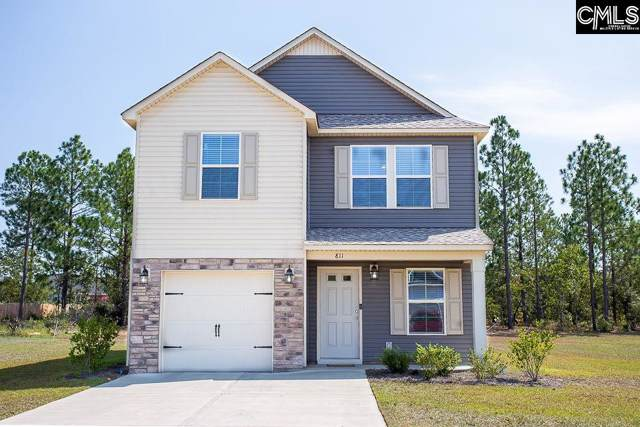 811 Winter Flower Drive, Lexington, SC 29073 (MLS #480259) :: Home Advantage Realty, LLC