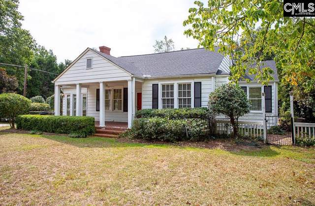161 Chestnut Street, Camden, SC 29020 (MLS #480363) :: The Olivia Cooley Group at Keller Williams Realty