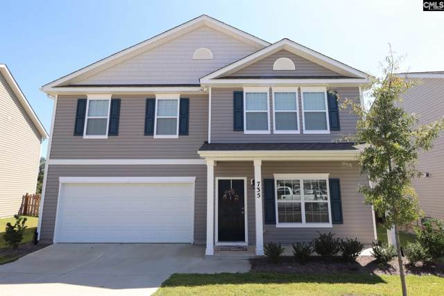 735 Westfield Road, Lexington, SC 29073 (MLS #480521) :: Loveless & Yarborough Real Estate